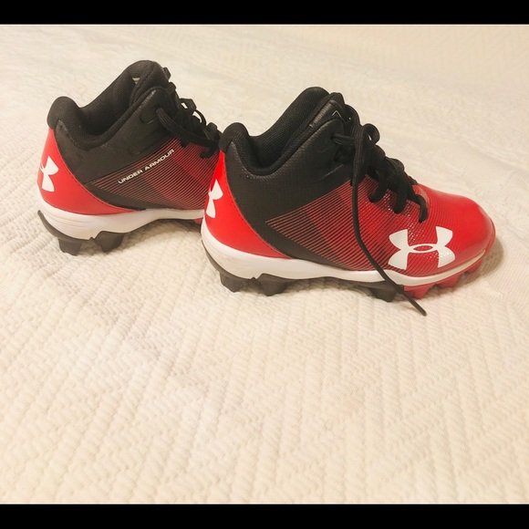 Under Armour Shoes | Toddler Baseball